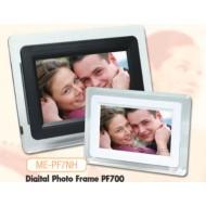 "MEDIACOM Cornice Multimediale 7"" PF700 ME-PF7B BIANCA"
