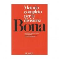 Pasquale BONA Metodo completo per la divisione