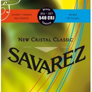 SAVAREZ muta Corde Chitarra Classica New Cristal Classic 540CR