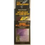 Raccolta di 16 volumi di UFOLOGIA (Kolosimo e altri)