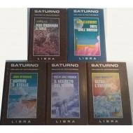 Raccolta di fantascienza SATURNO LIBRA 5 Volumi