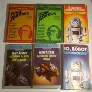 Raccolta di Fantascienza ISAAC ASIMOV  16 Volumi