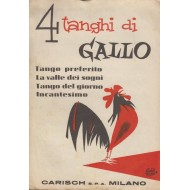 4 Tanghi di GALLO