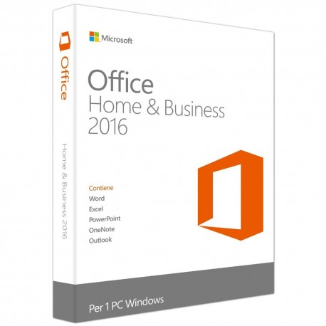 Licenza Office 2016 Product Key Home&Business