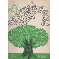 Raccolta Canzoni Sempreverdi: 32 spartiti con testi.