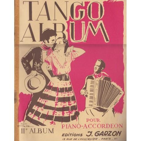 Album TANGO Vol.2 (per PIANO e FISARMONICA) - 12 Brani di AUTORI VARI