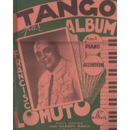 Album TANGO Vol.5 (per PIANO e FISARMONICA) - 12 Brani di FRANCISCO LOMUTO