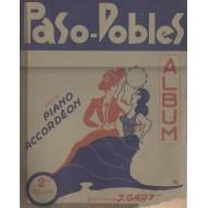 Album PASO-DOBLE Vol.2 (per PIANO e FISARMONICA) - 12 Brani di AUTORI VARI
