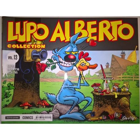 Collana Lupo Alberto collection