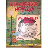 Lupo Alberto Novelas