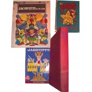Jacovitti raccolta di 4 volumi
