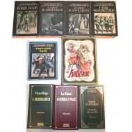 Raccolta di Poesia e Letteratura Italiana e Straniera (24 volumi)