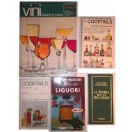 Raccolta di Volumi di Vini ed Enologia (16 volumi ottimamente tenuti)