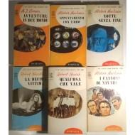 """Collana """"Libri Moderni"""" Bompiani (6 volumi)"""