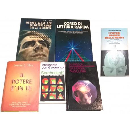 Mente, Memoria, Autoapprendimento: raccolta di 6 volumi