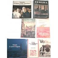 VENEZIA e MESTRE: raccolta di 12 volumi + Monografia su Mestre in omaggio !