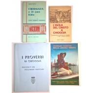 CHIOGGIA: 4 volumi dedicati