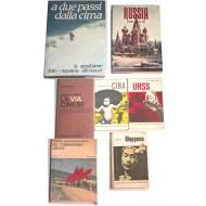 EVEREST, CINA, RUSSIA e GIAPPONE: lotto di 7 monografie dedicate