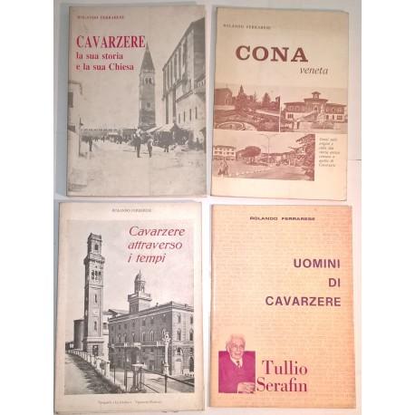 Cavarzere e Cona (Veneto): 4 libri