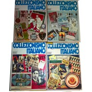 Collezionismo: 11 guide di grande interesse (vedere dettaglio e foto) !