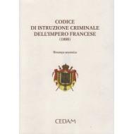 CODICE DI ISTRUZIONE CRIMINALE NELL'IMPERO FRANCESE
