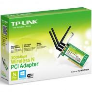 ADATTATORE WIRLESS N PCI TP-LINK 300mps TL-WN851ND